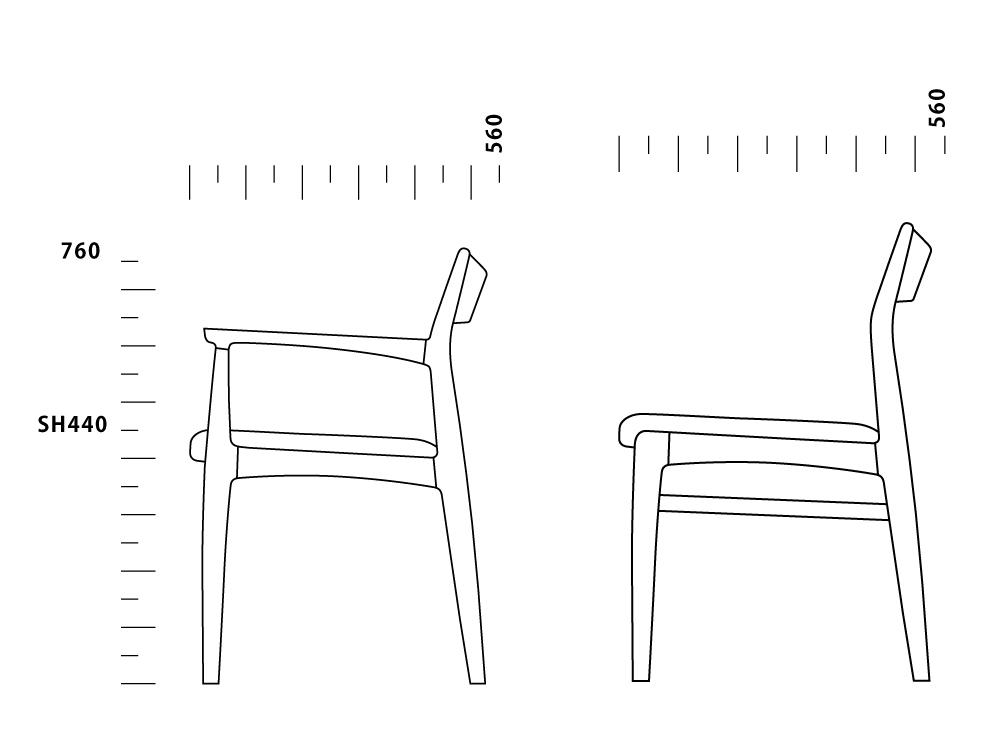 Dining Chair OWEN