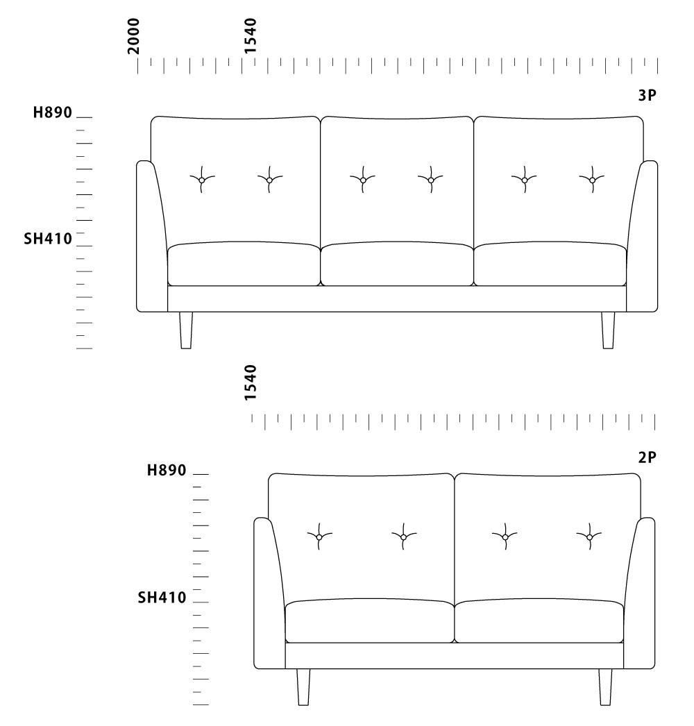 Sofa VETTEL