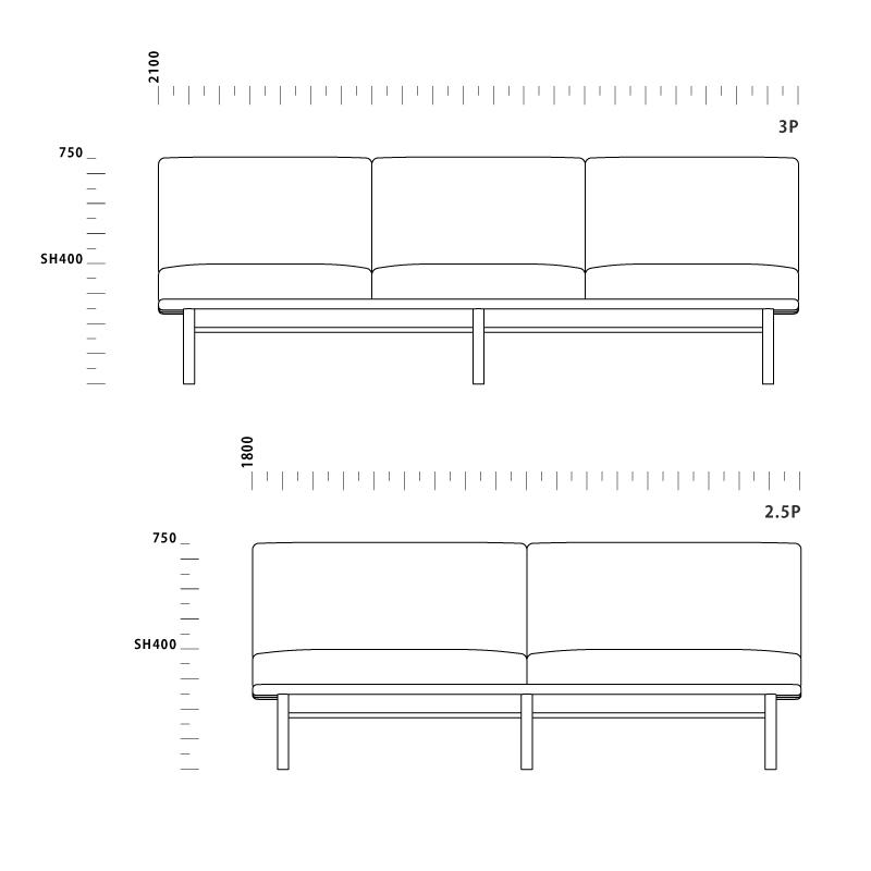 Sofa LOSH
