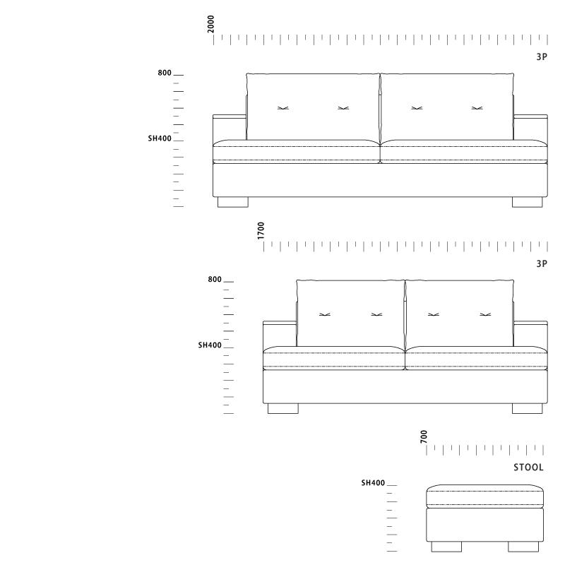 Sofa CARDIFF