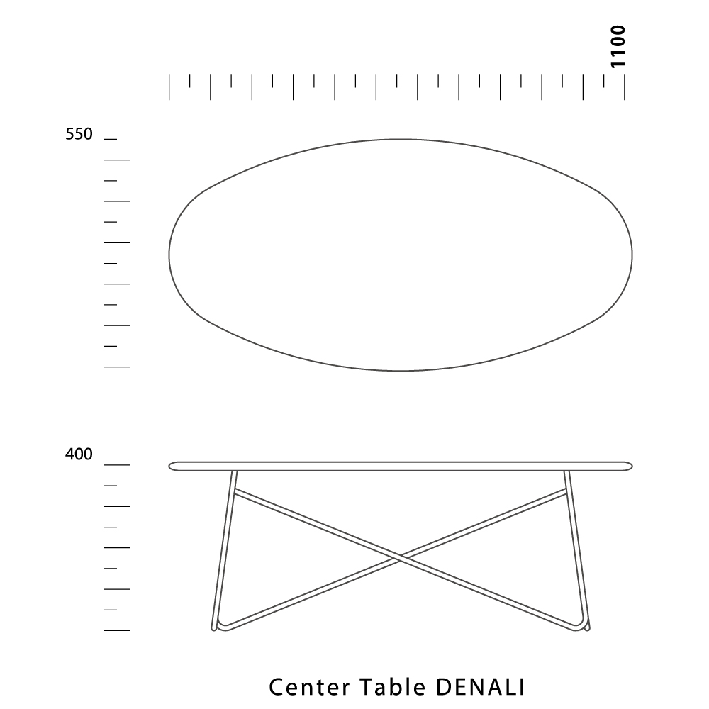 Center Table DENALI