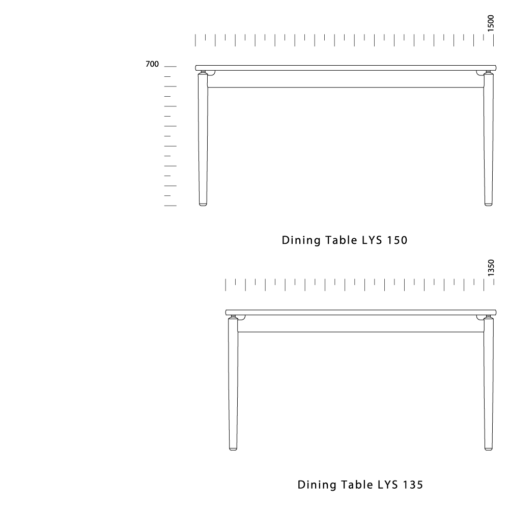 Dining Table LYS