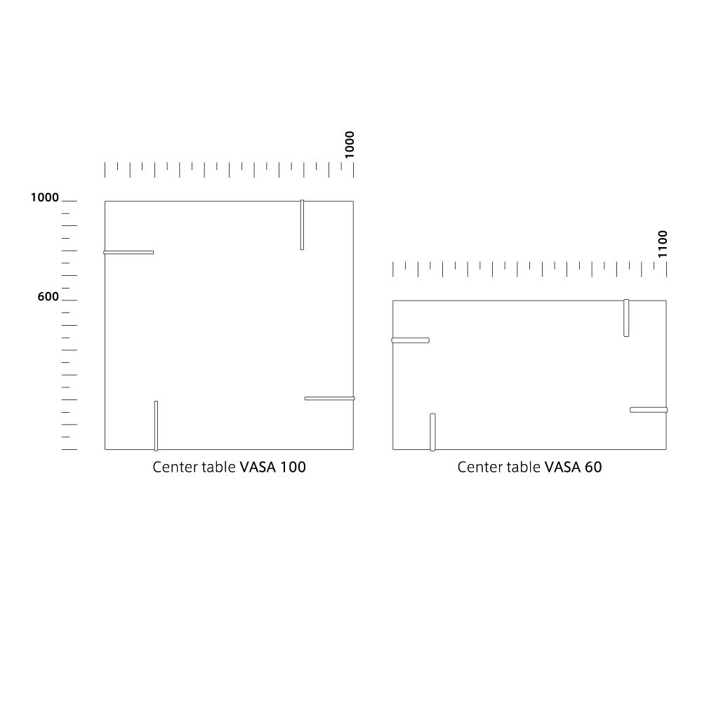 Center Table VASA