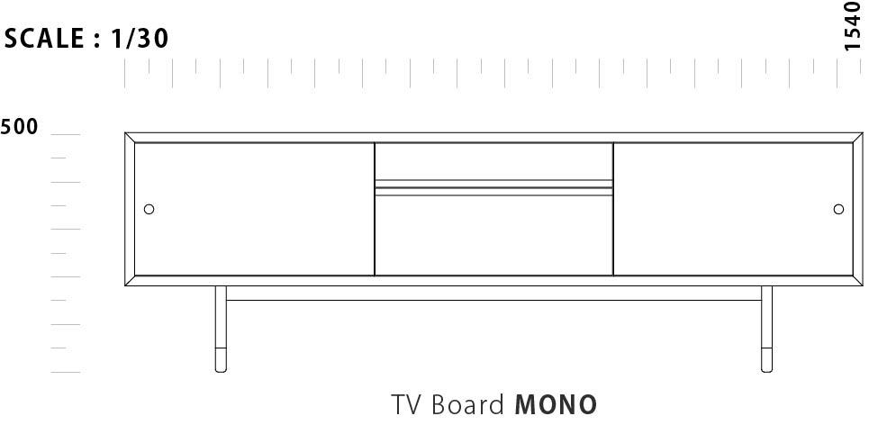 TV Board MONO