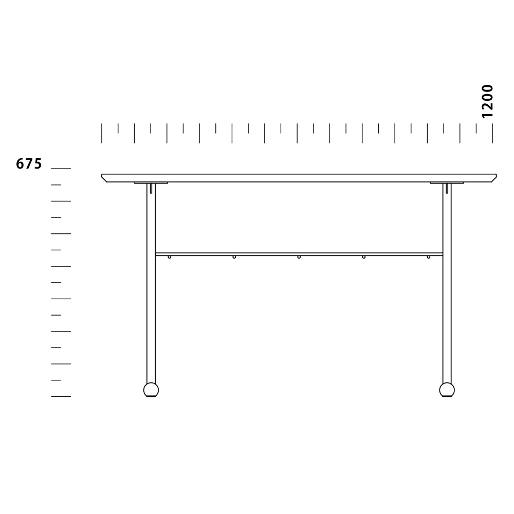 Living Dining Table MONO