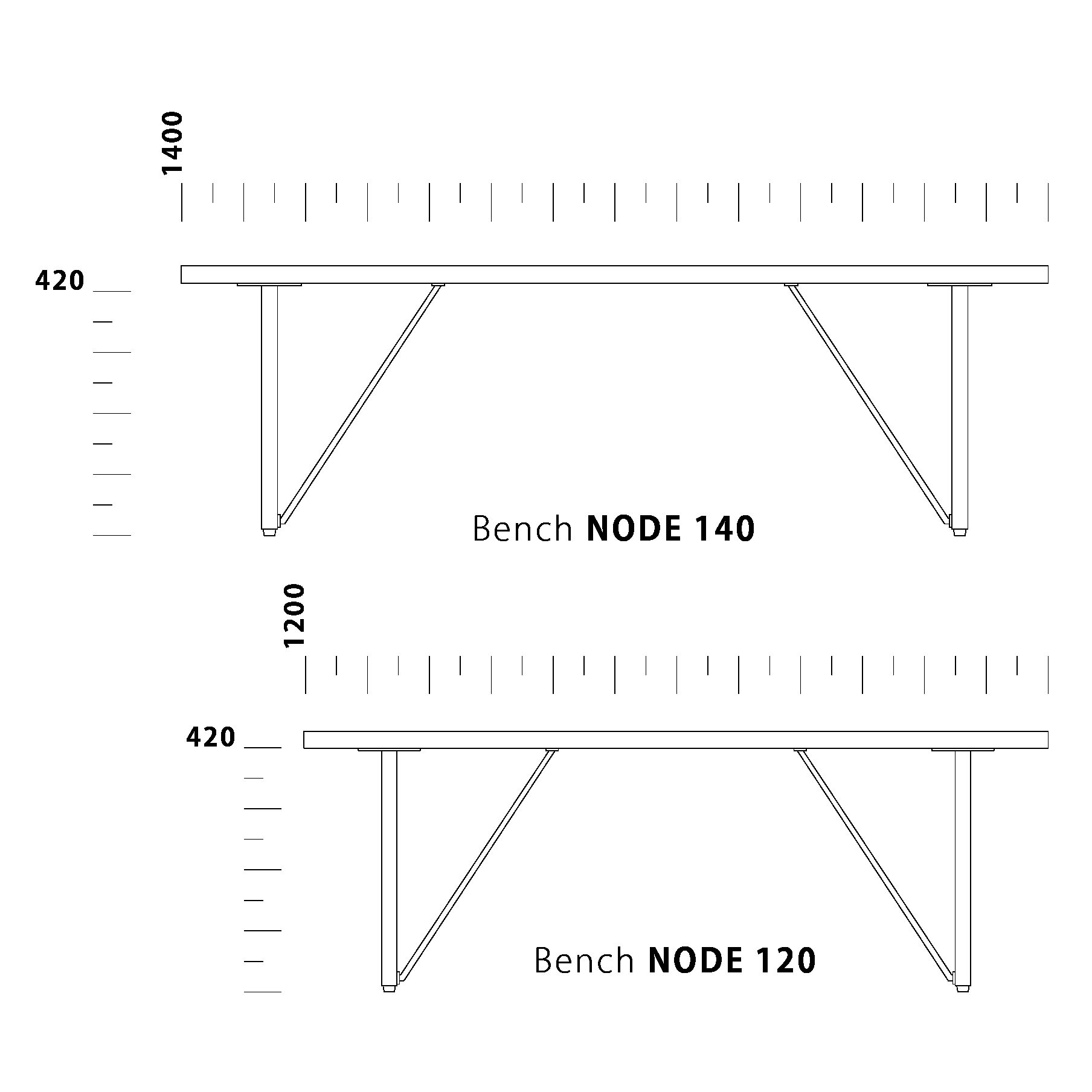 Bench NODE II
