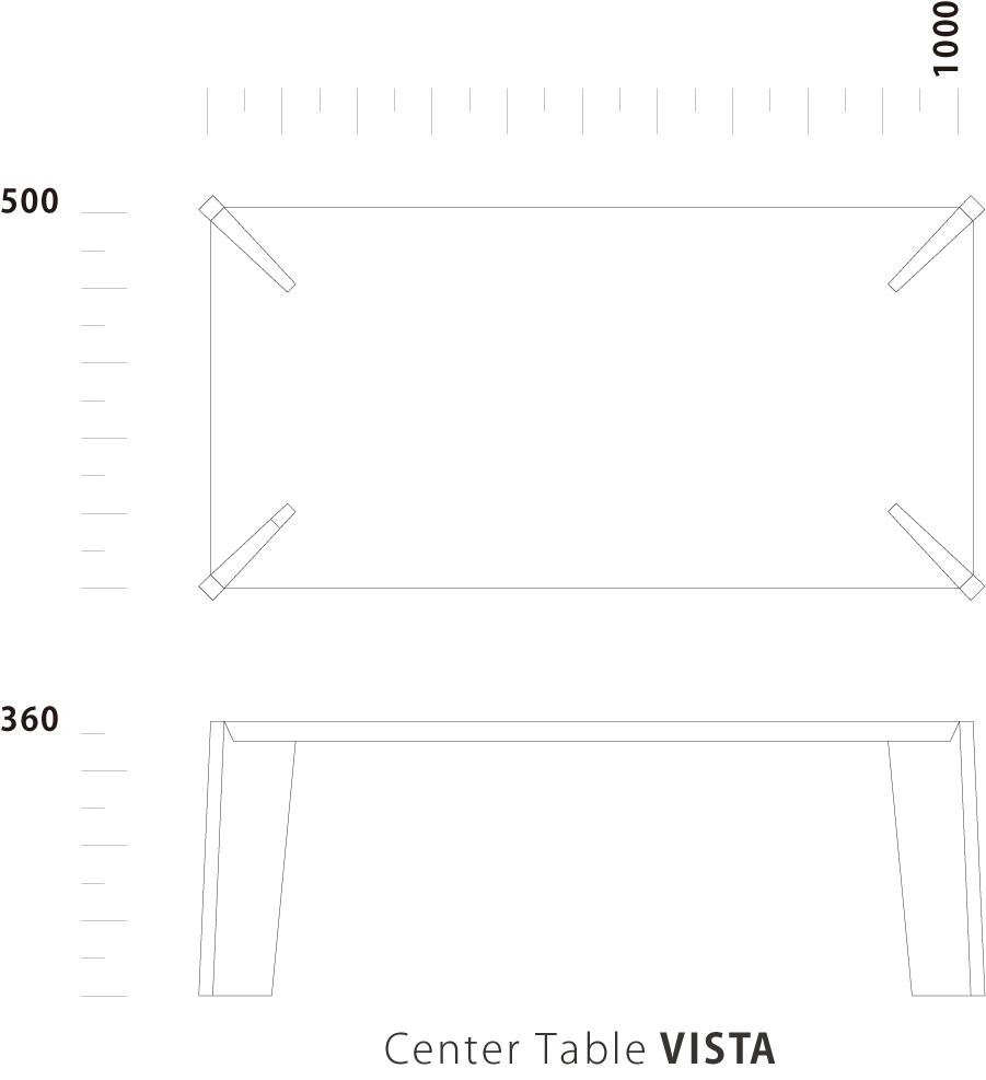 Center Table VISTA